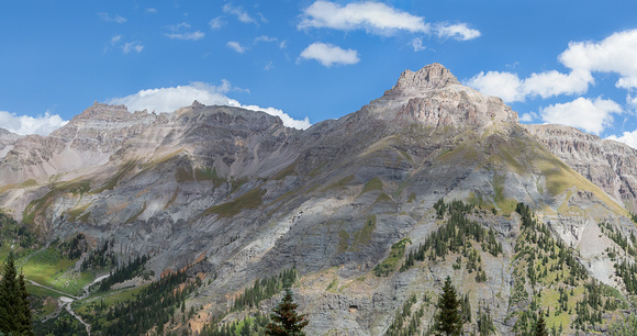 20190910 [C] CO Ouray - Alpine Jeep Tours (standard) - Yankee Boy & Governor Basins [PANO (832+836)]