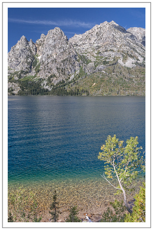 """Grand Teton"", mountains, ""Jenny Lake"", lake"
